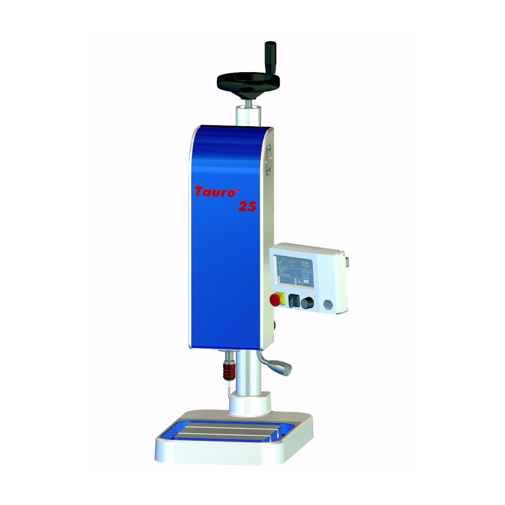 Tauro 25 thread tapping machine