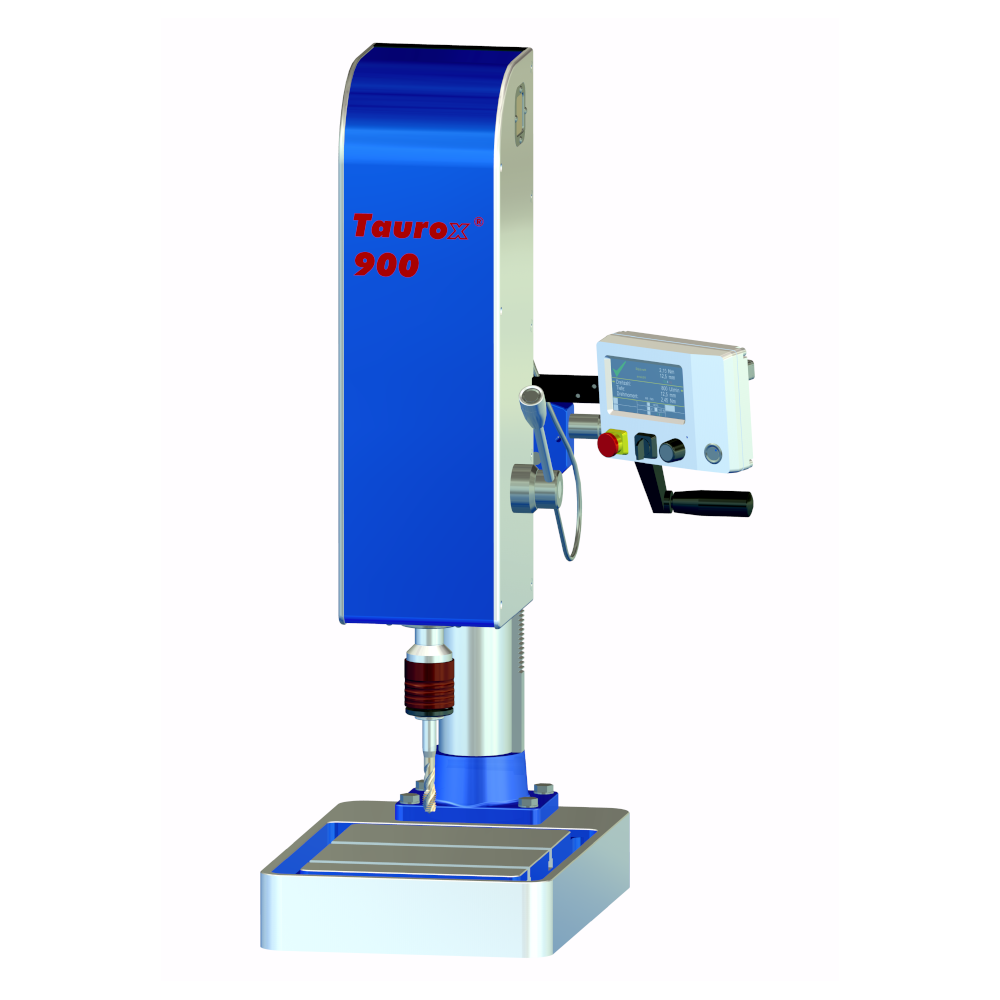 Taurox 900 thread tapping machine