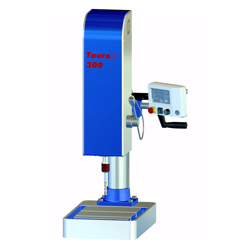 Taurox 300 thread tapping machine
