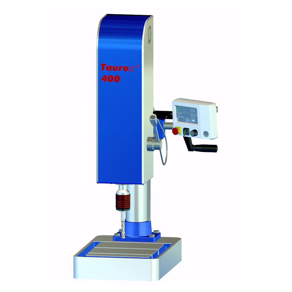 Taurox 400 thread tapping machine
