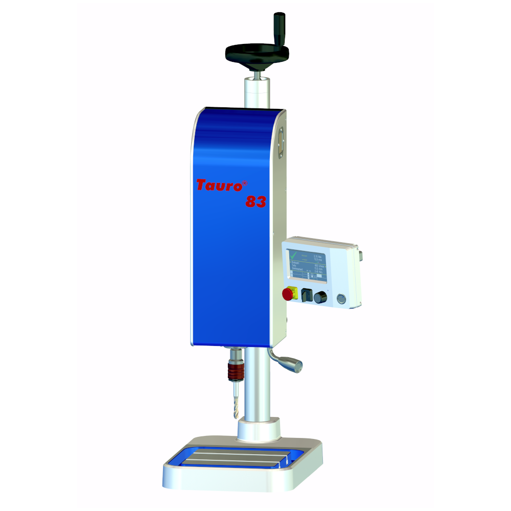 Tauro 83 thread tapping machine